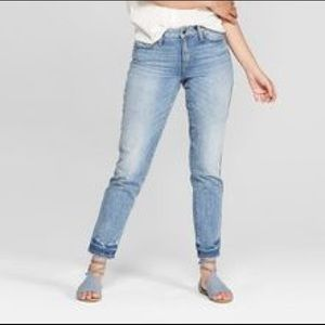 Universal Thread High Rise Straight Leg Jeans